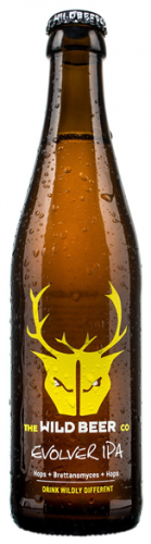 Wild Beer Co Evolver IPA 5.8% 1 x 330ml Bottles