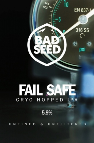 Bad Seed Fail Safe 5.9% 9g (E-Cask)