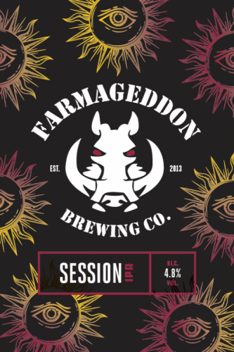 Farmageddon Session IPA 4.8% 9g (E-Cask)