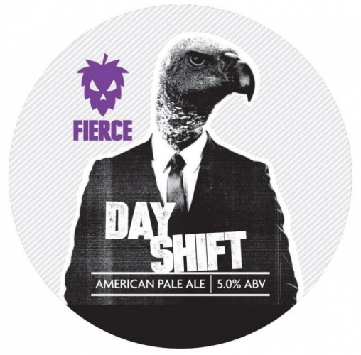 Fierce Day Shift 5% 30L (Keg-Star)