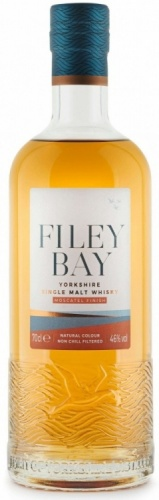 Spirit of Yorkshire Filey Bay Moscatel Finish Single Malt Whisky 46% 1 x 70cl Bottle
