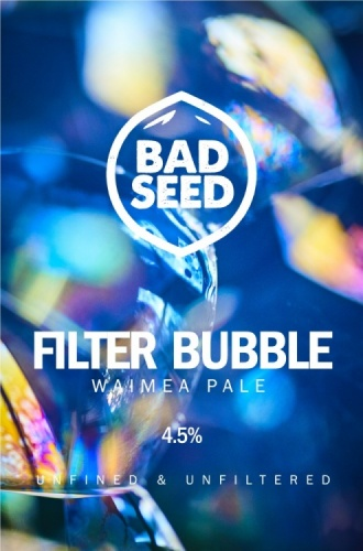 Bad Seed Filter Bubble 4.5% 9g (E-Cask)