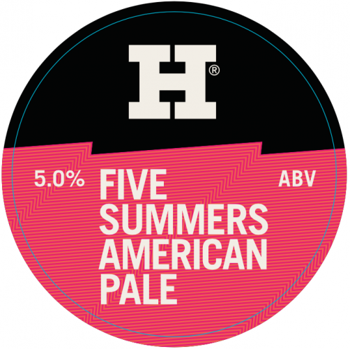Harbour Five Summers 5.6% 30L (E-Keg)