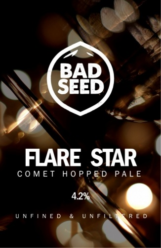 Bad Seed Flare Star 4.2% 9g (E-Cask)