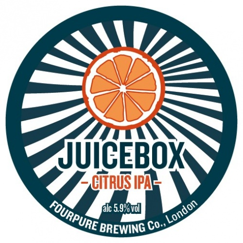 Fourpue Juicebox 5.9% 30L (E-Keg)