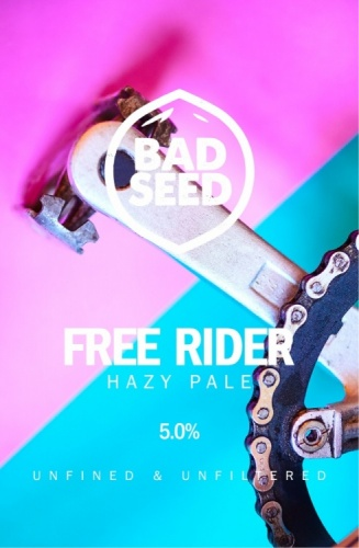 Bad Seed Free Rider 5% 9g (E-Cask)