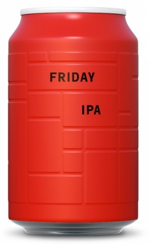 And Union Friday Über IPA 6.5% 24 x 330ml Cans