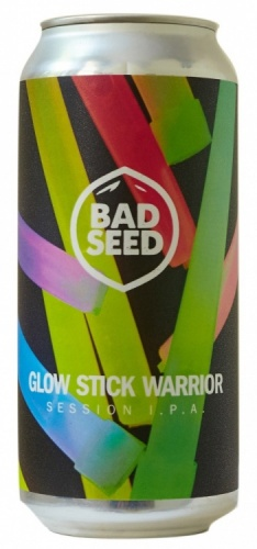 Bad Seed Glow Stick Warrior 4% 1 x 440ml Cans