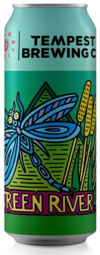 Tempest Green River 4.5% 24 x 440ml Cans