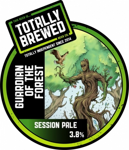 Totally Brewed Guardian Of The Forest 3.8% 9g
