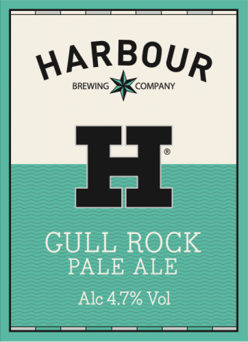 Harbour Gull Rock 4.7% 9g (E-Cask)