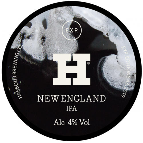 Harbour New England IPA 4% 9g 30L (E-Keg)
