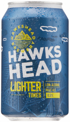 Hawkshead Lighter Times 0.5% 12 x 330ml Cans