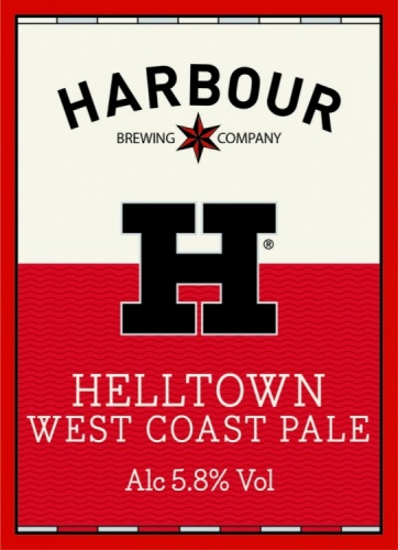 Harbour Helltown West Coast Pale 5.8% 9g (E-Cask)