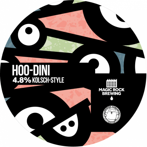 Magic Rock Hoodini 4.8% 30L (Keg-Star)