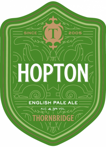 Thornbridge Hopton 4.3% 9g