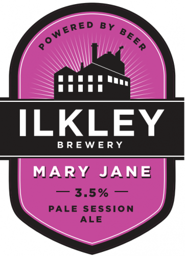 Ilkley Mary Jane 3.5% 9g (E-Cask)