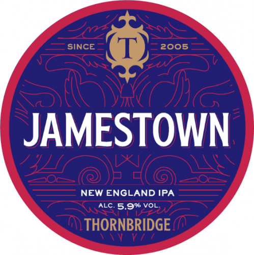 Thornbridge Jamestown 5.9% 30L (E-Keg)