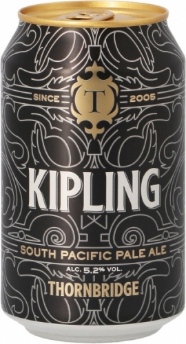 Thornbridge Kipling 5.2% 12 x 330ml Cans