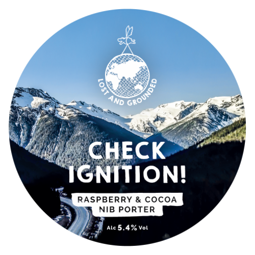 Lost & Grounded Check Ignition 5.4% 30L (E-Keg)