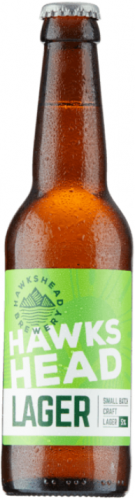 Hawkshead Lakeland Lager 5% 12 x 330ml Bottles