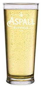 Aspall Half Pint Conical (1 x 11 Glasses)