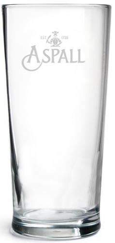 Aspall Tavern Conical Glass Pint (1 x 6) - FOR DRAUGHT CUSTOMERS ONLY