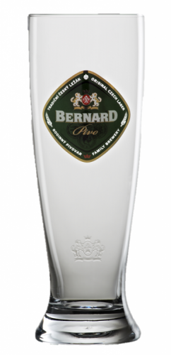Bernard Pint Glass Original 0,5 Pint ( Box of 6 )