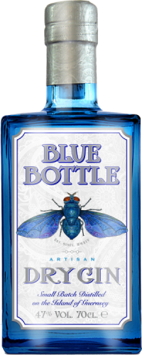 Blue Bottle Gin 47% 1 x 70cl Bottle