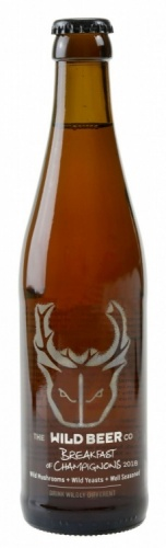Wild Beer Co Breakfast Of Champignons '2018' 4.1% 18 x 330ml Bottles