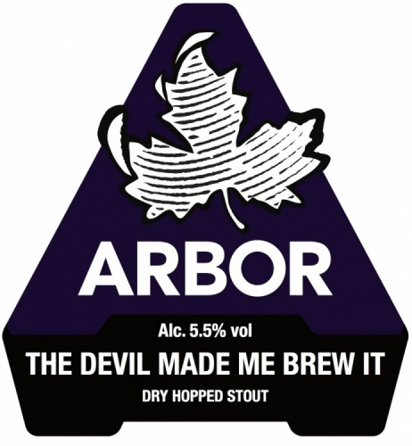 Arbor The Devil Made Me Brew It 5.5% 9g
