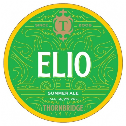 Thornbridge Elio 4.7% 30L (Keg-Star)