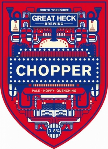Great Heck Chopper 3.8% 9g