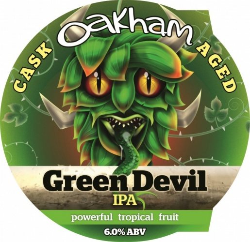 Oakham Green Devil 6% 9g
