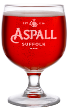 Aspall Half Pint Goblet (1 x 12) DRAUGHT CUSTOMERS ONLY