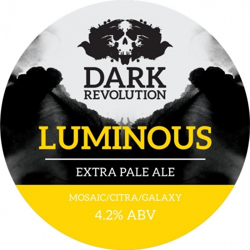 Pivovar Dark Revolution Luminous 4 2% 9g (E-Cask)