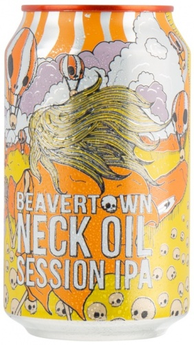 Beavertown Neck Oil 4.3% 1 x 330ml CANS