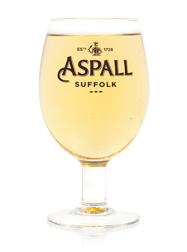 Aspall Tavern Goblet Glass Pint (1 x 6) - FOR DRAUGHT CUSTOMERS ONLY