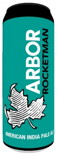 Arbor Rocketman IPA 6% 12 x 568ml Cans