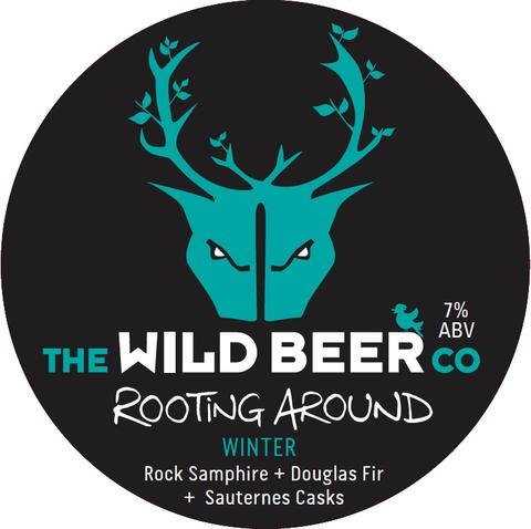 Wild Beer Co Rooting Around Winter 7% 30L (E-Keg)