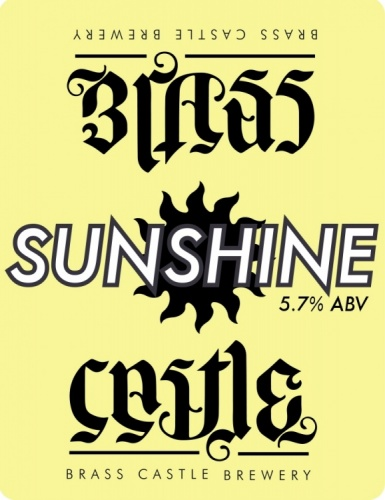 Brass Castle Sunshine 5.7% 9g