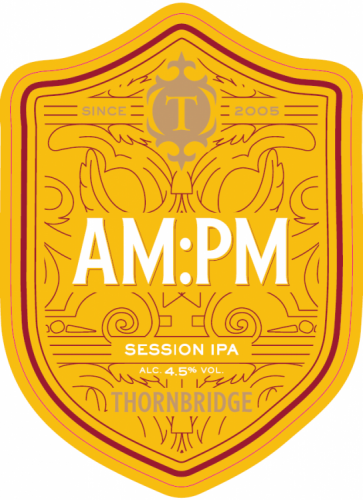 Thornbridge AM:PM 4.5% 9g