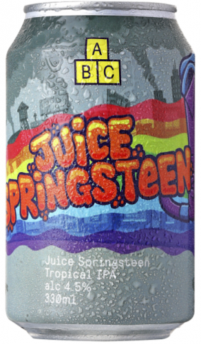 Alphabet Brewing Juice Springsteen 4.5% 1 x 330ml Cans