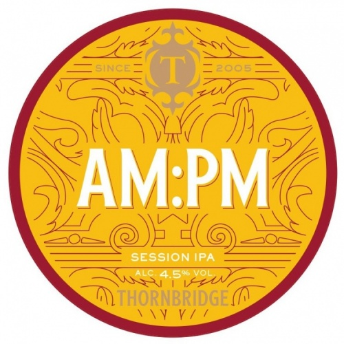 Thornbridge AM:PM 4.5% 30L (Keg-Star)
