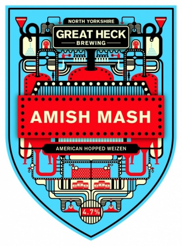 Great Heck Amish Mash 4.7% 9g