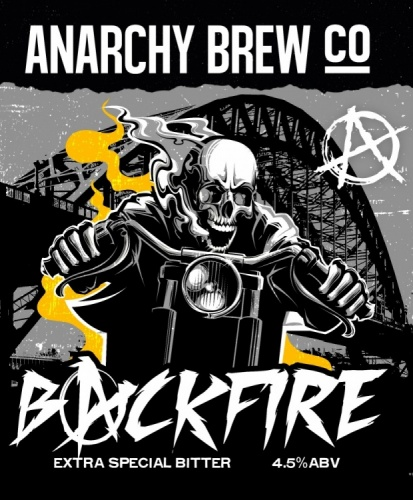 Anarchy Backfire 4.5% 9g