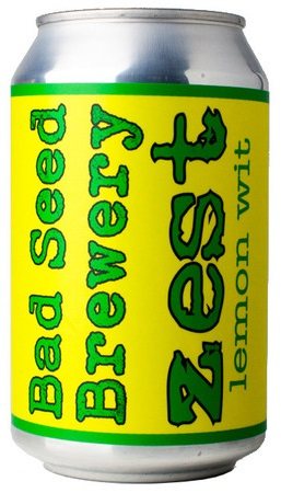 Bad Seed Zest 6% 24 x 330ml Cans