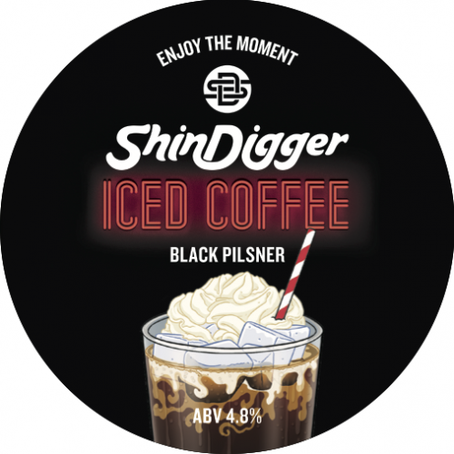 Shindigger Iced Coffee 4.8% 30L (E-Keg)