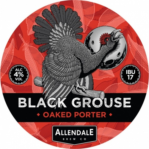 Allendale Black Grouse 4% 9g
