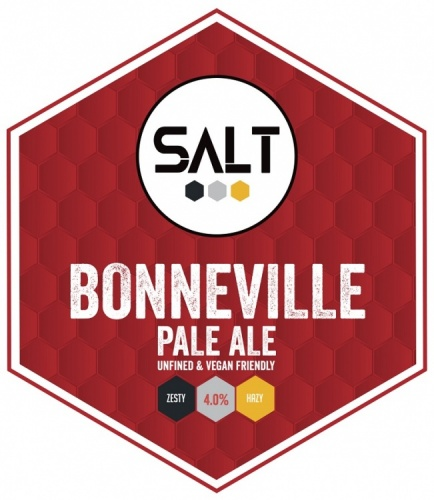 Salt Bonneville Pale 4.0% 9g